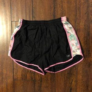 Victoria's Secret Pink track shorts